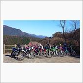 2015走り納め林道ツーリング❗