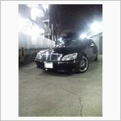 我が愛着のカタマリの愛車 AMG