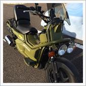 バイク購入から一年後の姿