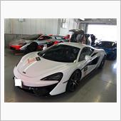 McLaren TRACK DAY in Suzuka 2016