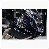 「ラグジュアリーの記号を付与」BMW K1600GTLのガラスコーティング【リボルト神戸】