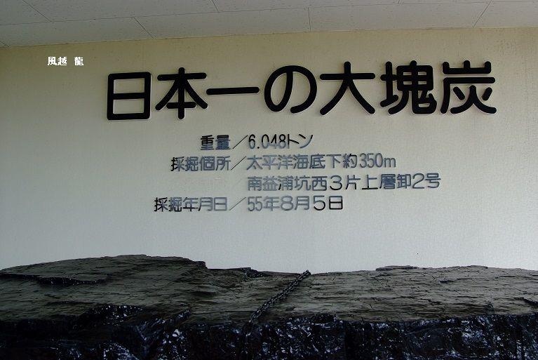 太平洋炭磺 展示館