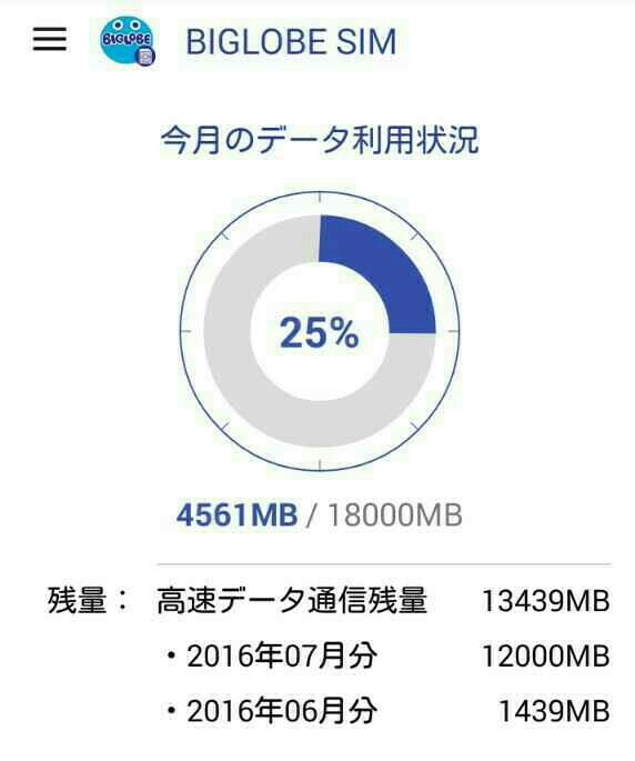 ワタシの場合、12GBのシェアとなりました。5枚のsimで毎月12GBをシェアし、余ったぶんは1ヶ月繰越したできます。<br /> <br /> でも正直、使いきれてません。