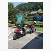 二種ツー at 天竜スーパー林道  2016.8.7 Sun.
