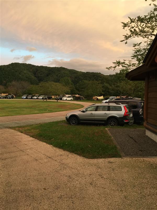 久しぶりに何故か二週続けてキャンプ行ってきました。寒いので今年はこれで最後のキャンプかな。