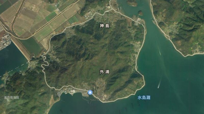 ツーリングオフで走行する予定の候補です。<br /> <br /> <br /> コレは福山地区のJFEの近くにある島(昔は島、現在は埋め立てられて陸続き)を周回するコースになります。<br /> <br /> 福山市の隣市、岡山県笠岡市にあります。