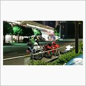 名古屋でミッドナイトツーリング!