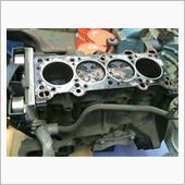 19万キロのエンジン内部