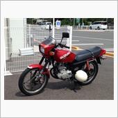 GS125E 初期型 赤