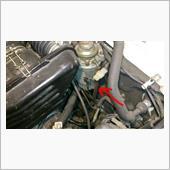 CL系燃料配管、参考写真。