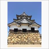 彦根城から長浜日帰りツーリング(5月2日)