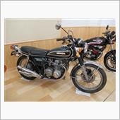 にちなん 懐かしのバイク展示会