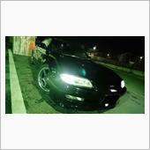 midnight car washing ( ゜o゜)!