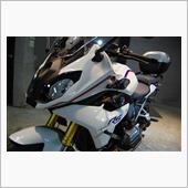 RSの称号、BMW・R1200RSのガラスコーティング【リボルト川崎】