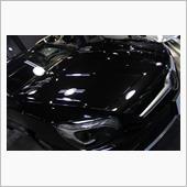 スーパーロードスターの代名詞、メルセデス・ベンツ・SL63AMGのガラスコーティング【リボルト川崎】