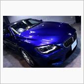 快適性と走行性の二刀流、BMW・M6グランクーペのガラスコーティング【リボルト川崎】