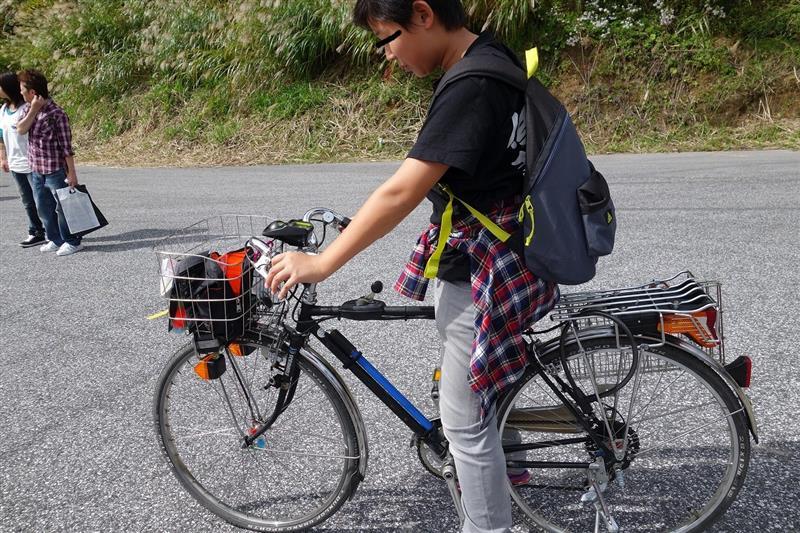 実はね<br /> <br /> 何人もから写真を撮らせてください<br /> <br /> って来たよw<br /> <br /> まさか中学生がこの自転車を<br /> 知ってるとはね<br /> <br /> 乗らせてあげたら喜んでたなあw