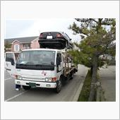 2005年3月8日 8代目愛車サイノスから9代目愛車カレンへのバトンタッチ!