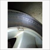 タイヤサイズ 165/70R14