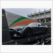 メルセデスAMG-GTS 納車