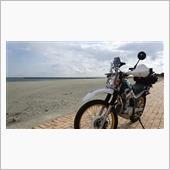 バイク初乗りと初詣