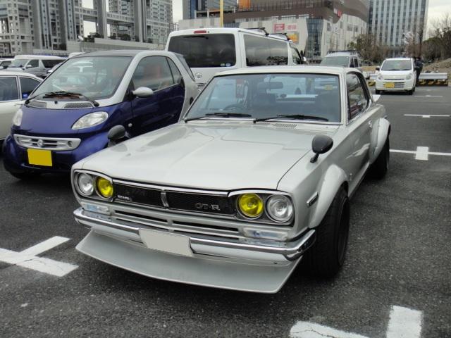 ハコスカ2000GT-R