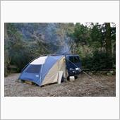 デリでキャンプ 薪ストーブを楽しむ