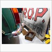UK製vintage spanner & Tool Box