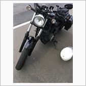 久々にバイク出した!