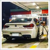 ガソリンスタンドの照明はきれいに撮影できる!