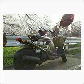 さくらとバイク