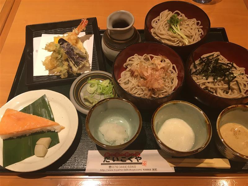 で、夕飯も娘のリクエストでますのお寿司(爆)<br /> ホントは「富山ブラックラーメン」が食べたかった私(^^;