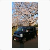 桜とリオちゃん🙂