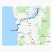 Long Beach -> Seaside -> Portland