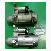 LS460 VGRS故障及びセルモーター交換