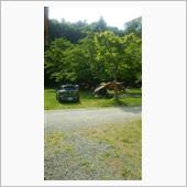 MINIでキャンプ 神奈川県 青根キャンプ場、山梨県 緑と太陽の丘キャンプ場