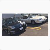 フランスの街角にて  Renault Twingo R.S. 写真集 301805