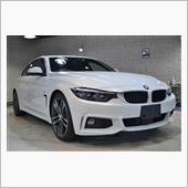 スポーティなスタイリングが魅了する BMW・420iのガラスコーティング【リボルト高崎】