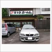 白河ラーメン(今年11回目)・・鈴木食堂