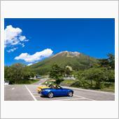 冠雪と新緑の大山絶景ドライブ(その3)