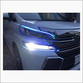 ウィンカー LED  アンド シートカバー