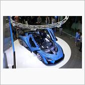 McLaren SENNA Launch Party 〜2〜