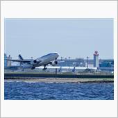 5月の羽田空港