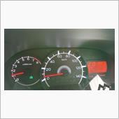 走行距離15555kmと低燃費