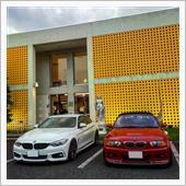 BMW F32 & E46
