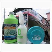 洗車記録 178回目_20180617 洗車に良い日だった!