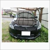 梅雨の合間の洗車
