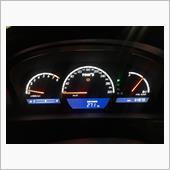 トムス320km/hメーター