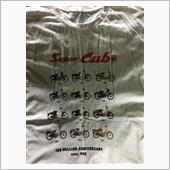 100million anniversary Super CubのTシャツ