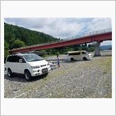 朽木桑野橋キャンプ場